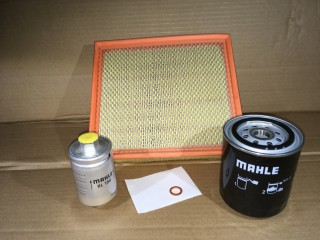 Kit Filtration RANGE P38 V8