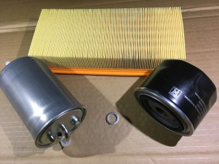 Kit Filtration FREELANDER Diesel