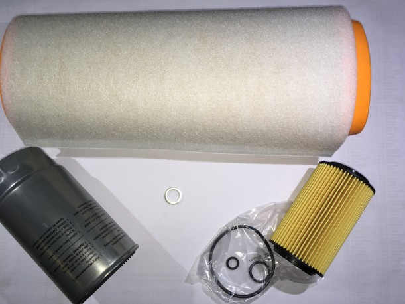 Kit Filtration FREELANDER TD4